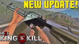 H1Z1 KOTK: NEW COMBAT UPDATE Weapons VS Old Weapons! [Test Server Gameplay]