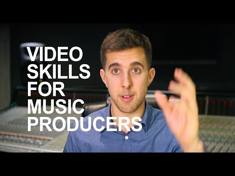 Should Music Producers Learn Video Skills?