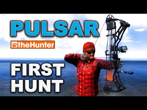 Bow Hunting With The Pulsar - TheHunter Hunting Game