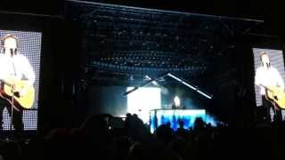 Paul McCartney -  And i Love Her LIVE  warszawa 22.06.2013