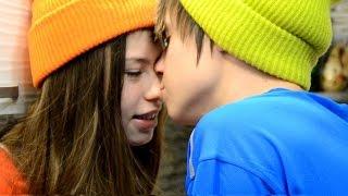 Известные подростки отметили 10 лет отношений.  Даня и Кристи.