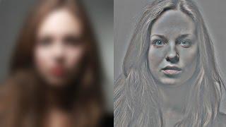 Частотное разложение. Часть 1/7: разделяем на низкие и высокие(Цикл о частотном разложении на канале JenyTalkRu. В первом видео разбираем технику ретуши портрета с помощью..., 2014-12-29T12:15:48.000Z)