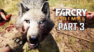Far Cry Primal Walkthrough Part 3 - Beast Command (Full Game)
