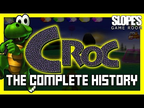 Croc: The Complete History - SGR