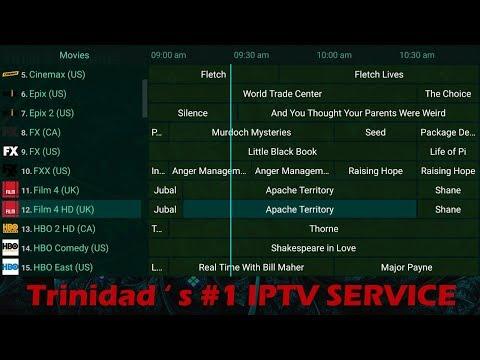 Trini B IPTV