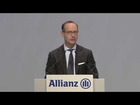 Hauptversammlung der Allianz SE 2018