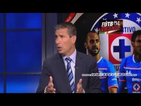¿A que aspira Cruz Azul en el Apertura 2016 ? -- Futbol Picante [2/2]