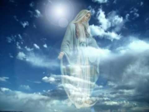 dall'aurora tu sorgi più bella - canto a Maria