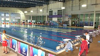XIII FINSWIMMING WORLD CUP 2018 GOLDEN FINAL (23-09-2018) session 1