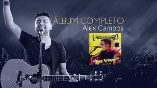 "Gambar cover Álbum completo ""En Vivo"" - 1 hora de música - Alex Campos | Audio"