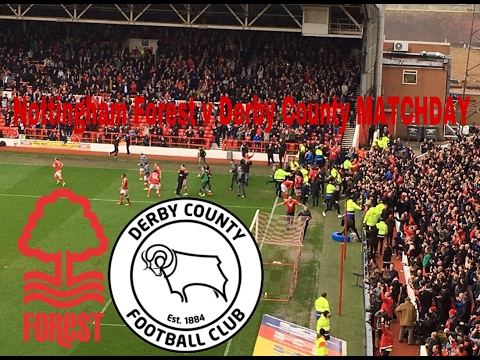 Nottingham Forest v Derby County - Matchday