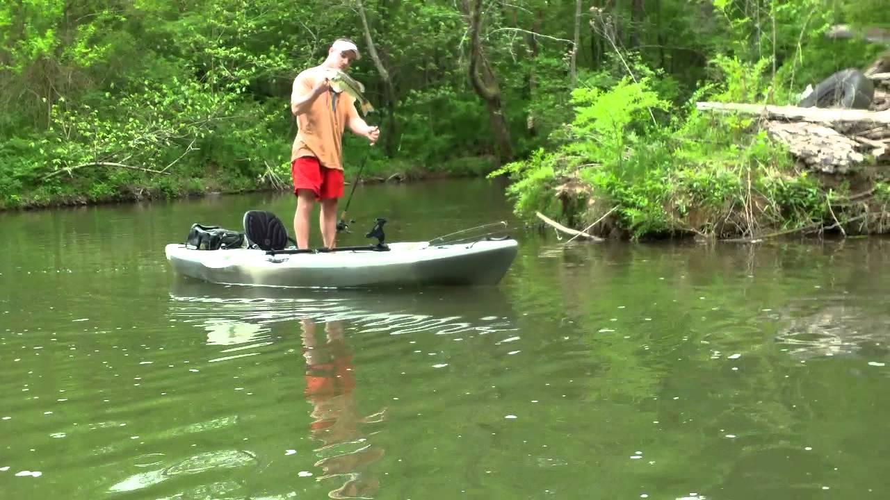 Big cedar creek bass fishing youtube for Cedar creek fishing report