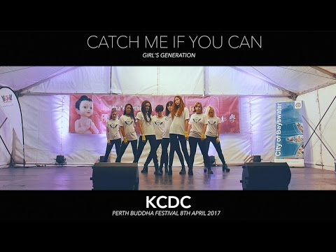 Girl's Generation   CATCH ME IF YOU CAN   Dance Performance [KCDC]