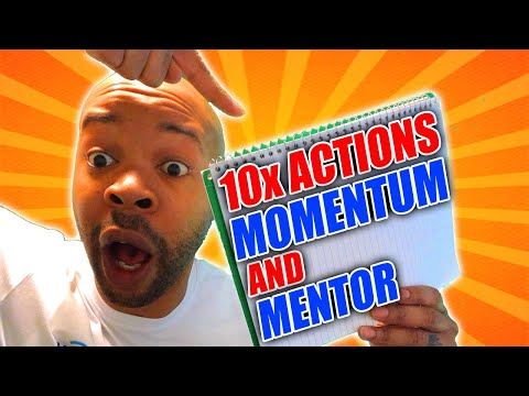 WiFi Entrepreneur: 10x Action, Momentum& Mentors | Online Affiliate Marketing Guide: Journal 40