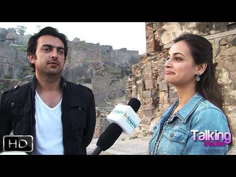 Dia Mirza And