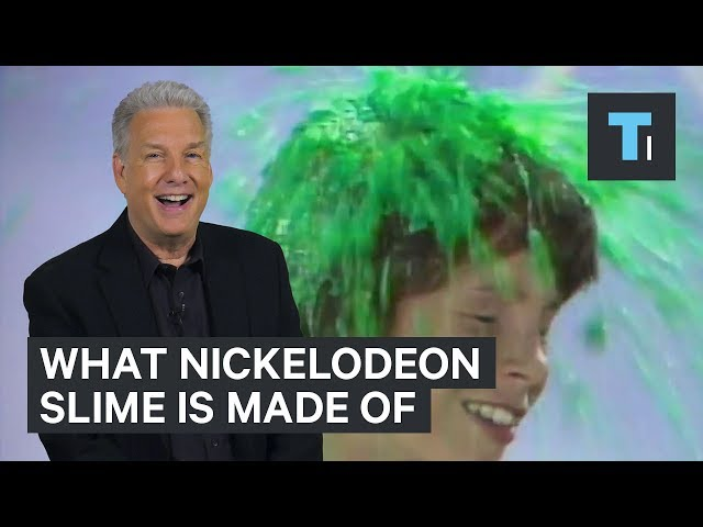 Nickelodeon Slime 10 Things You Didnt Know About The Iconic Slime