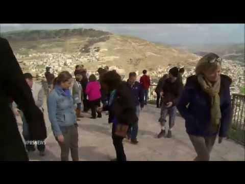 Meet two Holy Land tour guides who bridge the Israeli-Palestinian divide