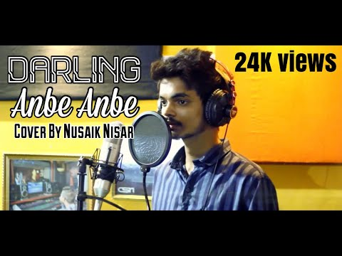 Darling - Anbe Anbe COVER by Nusak Nisar