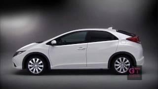 Honda Launches New Honda Civic: Frankfurt Motor Show 2011