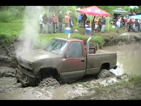 THE MUD BOG Good Times 4x4's June 6th 2010