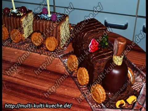 rezept rezepte eisenbahn kuchen youtube. Black Bedroom Furniture Sets. Home Design Ideas