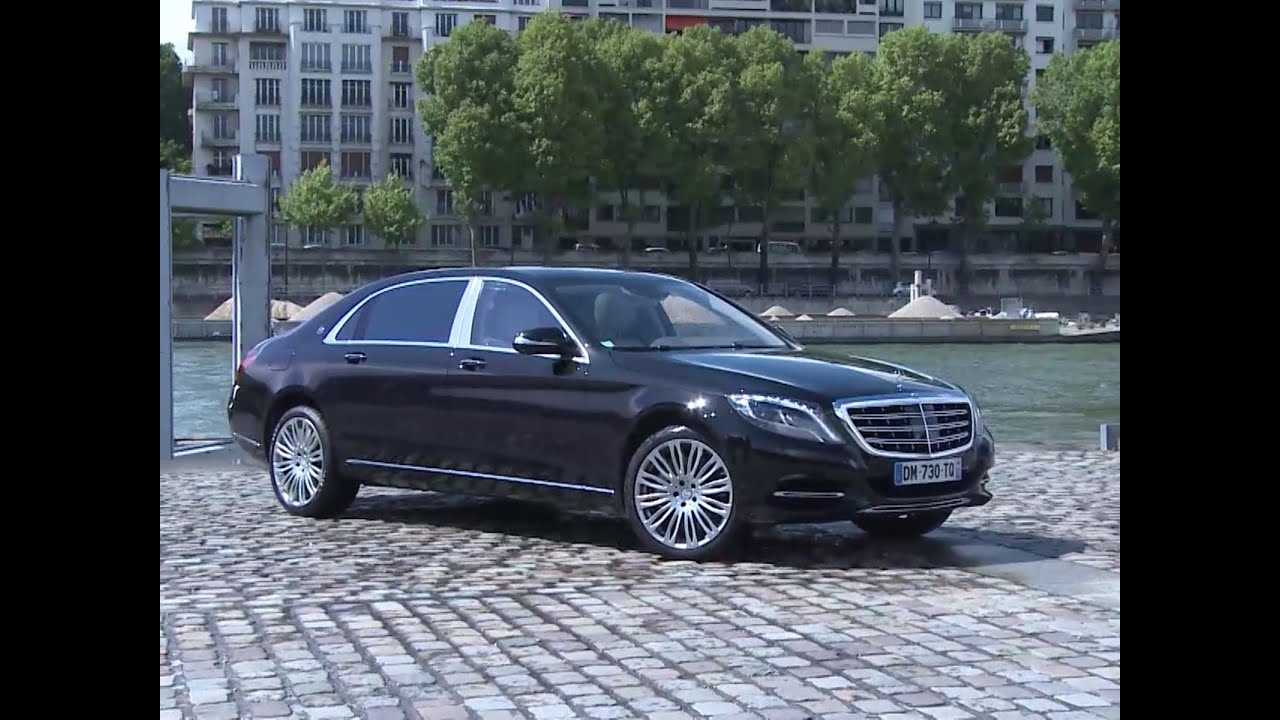 essai mercedes maybach classe s 500 2015 youtube. Black Bedroom Furniture Sets. Home Design Ideas