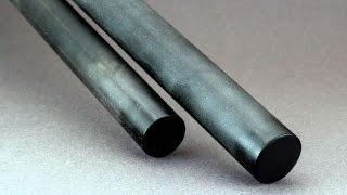Заводское производство эбонита ГОСТ 2478-77. Factory production of ebonite