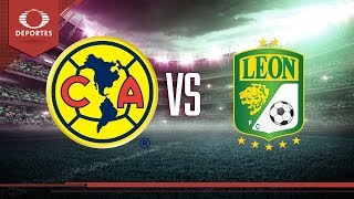 Previo América vs León | Clausura 2019 - Semifinal Ida | Televisa Deportes