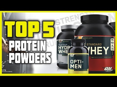 Best Sports Nutrition Protein in 2019 | protein powder for muscle building - Gain Muscle & Lose Fat!