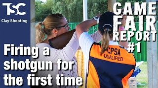 Game Fair Report #1 - The CPSA Coaching Stands