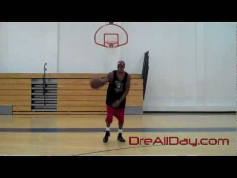 Stutter-Step Move Tutorial How-To | Dwyane Wade Scoring Moves Dribble Ball Handling | @DreAllDay