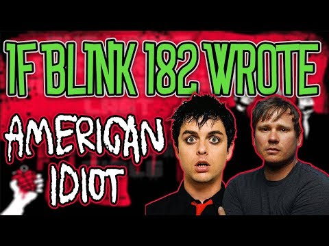 Off The Air: Jammin' Jessie - What it would sound like if Blink-182 wrote Green Day's 'American Idiot'