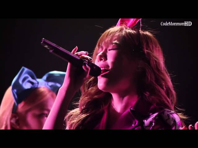 Girls Generation - Into The New World Ballad Version