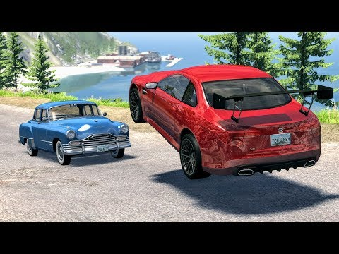 Random Crash Compilation #1 – BeamNG Drive