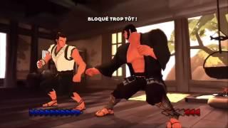 Karateka - Gameplay #1 - Le Grand Amour à la rescousse de notre vidéo maison