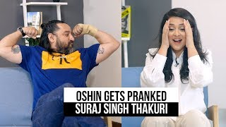 Oshin Sitaula gets pranked by Suraj Singh Thakuri || Tête-à-Tête || Vmag