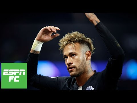 Explaining the problems with Neymar, Kylian Mbappe and PSG | Champions League