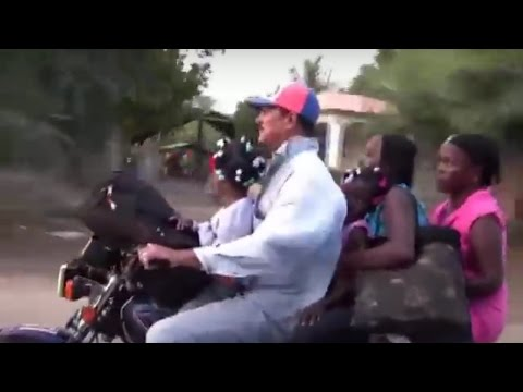 Haitians smuggled and sold in Haiti Dominican Republic border of Dajabon
