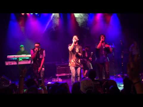 Jon Bellion - Simple & Sweet (Live at Irving...