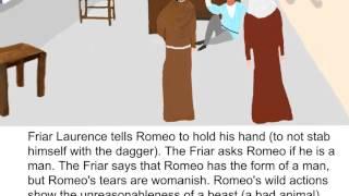 Romeo and Juliet - Act 3, Scene 3 Summary
