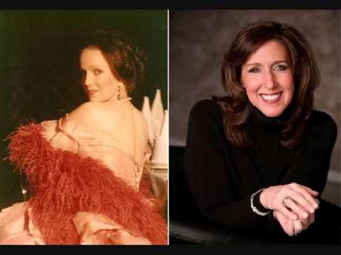 """Lella Cuberli & Nancy Maultsby-Otello-Rossini-Duet Act I-""""Vorrei, che il tuo pensiero"""""""