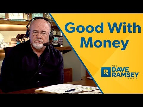 How I Learned To Be Good With Money - Dave Ramsey Rant