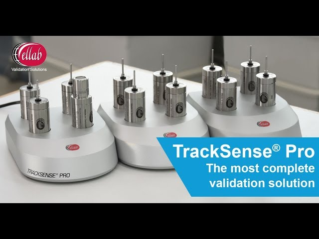 TrackSense Wireless Data Loggers