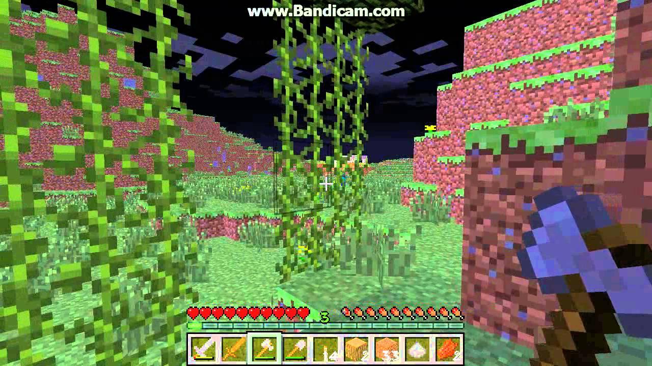 Minecraft выживание-часть 2 - YouTube