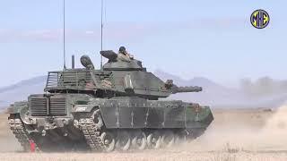 MKE - 120 mm HE-T Tank Topu Tahrip-İzlikli  Mühimmatı Test Atışları