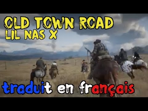 Lil Nas X - Old town road traduction en francais COVER Frank Cotty