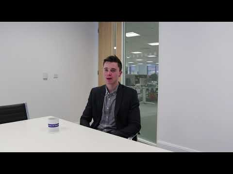 A day in the life of a Year in Industry student Turner and Townsend