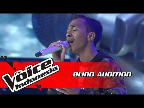 Ronald - Damai Bersamamu | Blind Auditions | The Voice Indonesia GTV 2018