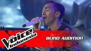 Ronald - Damai Bersamamu | Blind Auditions | The Voice Indonesia GTV 2018