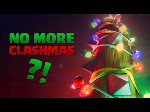 No More CLASHMAS?!